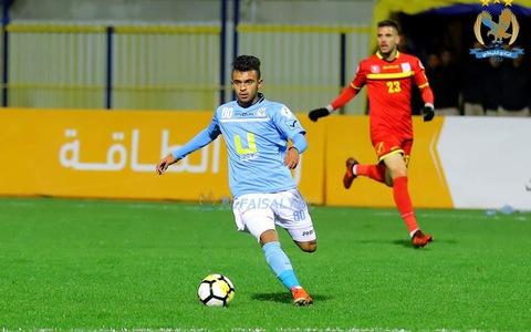 U23 Jordan không có Omar Hani hình ảnh