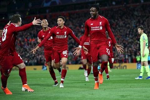 Sao Liverpool Loại Barcelona không sướng bằng hạ Everton! hình ảnh