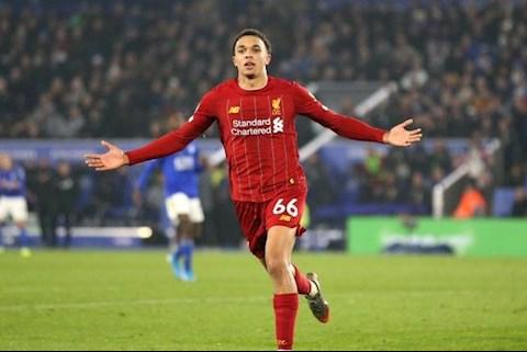 Đây! Trận đấu hay nhất mùa này của Liverpool và Alexander-Arnold hình ảnh