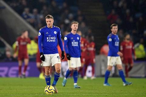 Leicester đổ tại trọng tài thiên vị Liverpool sau trận thua hình ảnh