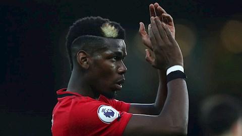 Paul Pogba ngồi dự bị trước Newcastle ở vòng 19 Ngoại hạng Anh hình ảnh