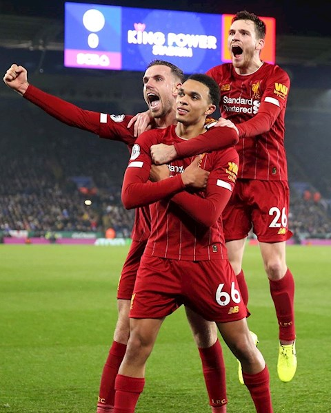 Leicester vs Liverpool 0-4: Trent Alexander-Arnold toa sang ruc ro