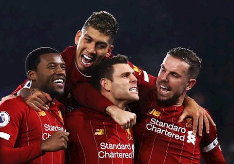 Liverpool vuot qua Leicester 4-0