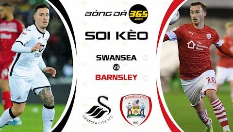 Swansea vs Barnsley 22h00 ngày 2912 Hạng nhất Anh 201920 hình ảnh