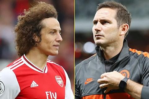 Chelsea đối đầu Arsenal và 'nỗi ám ảnh' mang tên… David Luiz