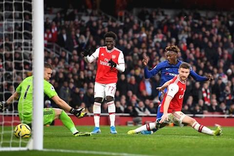 Kết quả Arsenal vs Chelsea vòng 20 Ngoại hạng Anh 201920 hình ảnh