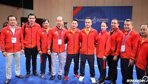 BTC gặp sự cố, Phạm Quốc Khánh chưa thể nhận huy chương vàng hình ảnh