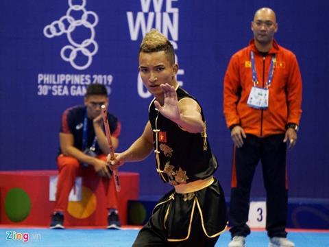 TRỰC TIẾP SEA Games 30 ngày hôm nay 312 Đội Wushu lập hattrick HCV hình ảnh 4