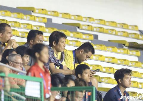 Trực tiếp bóng đá U22 Việt Nam 0-0 U22 Singapore (H2) Nỗ lực kiếm bàn thắng hình ảnh 4