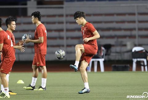 Trực tiếp bóng đá U22 Việt Nam 1-0 U22 Singapore (H2) Đức Chinh tỏa sáng khai thông bế tắc hình ảnh 12