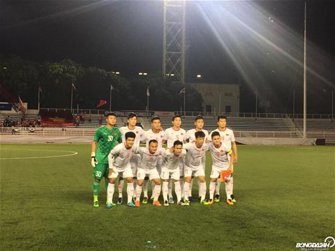 Trực tiếp bóng đá U22 Việt Nam 1-0 U22 Singapore (H2) Đức Chinh tỏa sáng khai thông bế tắc hình ảnh 8