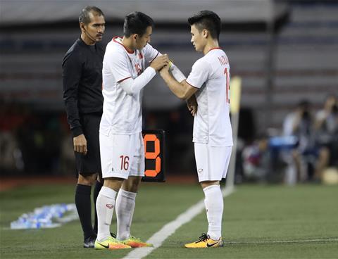 U22 Việt Nam 1-0 U22 Singapore Đức Chinh tỏa sáng, U22 Việt Nam duy trì lợi thế hình ảnh 6