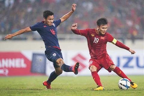 Kết quả bóng đá SEA Games 30 (3122019) - KQBD U22 Việt Nam hình ảnh