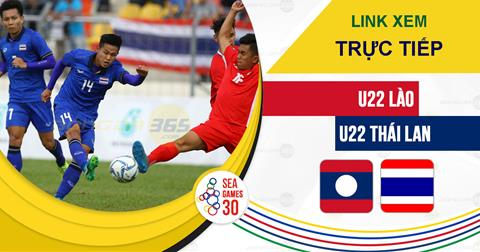 Link xem U22 Lào vs U22 Thái Lan hôm nay 312 - SEA Games 30 hình ảnh