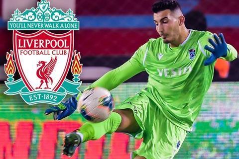 Liverpool muốn mua Ugurcan Cakir vào tháng 1 năm 2020 hình ảnh