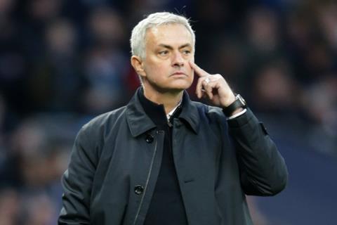 Jose Mourinho trở lại Old Trafford đối đầu MU hình ảnh