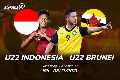 Trực tiếp bóng đá U22 Indonesia vs U22 Brunei 312 hôm nay hình ảnh