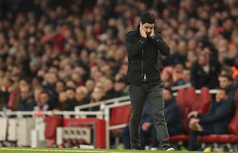 Arsenal chưa khá hơn, Arteta vẫn được học trò ca ngợi hình ảnh