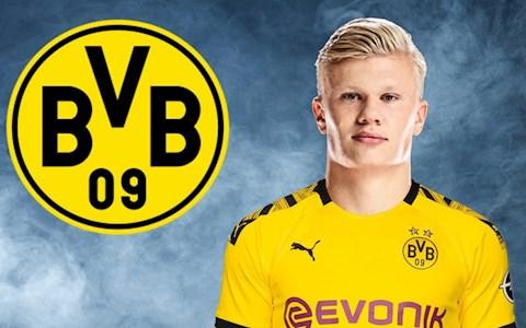 Chủ tịch Dortmund bóc trần sự thật về thần đồng Erling Haaland hình ảnh
