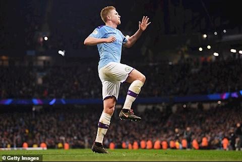 Man City 2-0 Sheffield De Bruyne tỏa sáng, Man xanh tiêu diệt tân binh cứng đầu hình ảnh 5