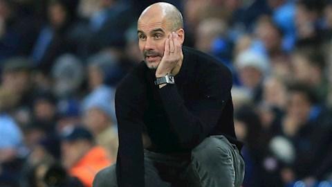 Pep Guardiola đã lên kế hoạch phục thù Liverpool mùa sau hình ảnh