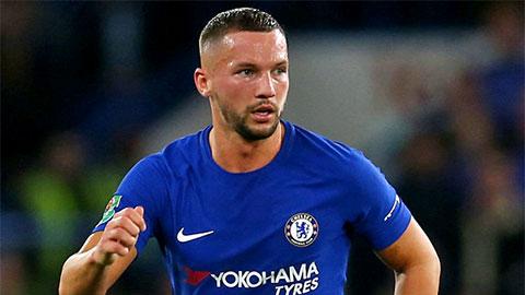 Aston Villa muốn mua Daniel Drinkwater của Chelsea hình ảnh