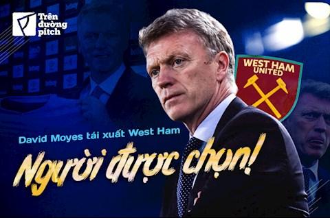 David Moyes tái xuất West Ham: 'Người được chọn' nay đã khác rồi