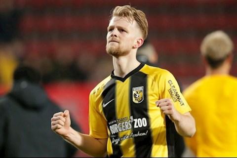 Liverpool muốn mua Max Clark của Vitesse hình ảnh