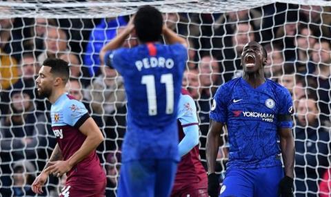 Chelsea 0-1 West Ham HLV Frank Lampard nói về trận thua sốc hình ảnh