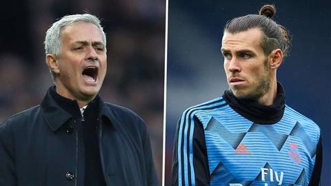 Bale tin tưởng HLV Mourinho sẽ đem về danh hiệu cho Spurs hình ảnh