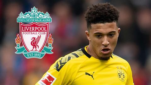 Chuyển nhượng Liverpool có cho Sancho đá chính hay không hình ảnh