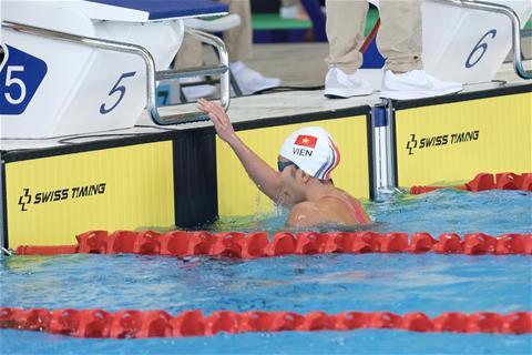 SEA Games 30 Kết quả bơi lội đội tuyển Việt Nam sáng nay hình ảnh