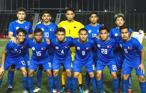 U22 Đông Timor vs U22 Philippines 15h00 ngày 0412 SEA Games 30 hình ảnh