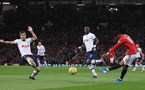 5 điểm nhấn trong ngày Mourinho thất bại MU 2-1 Tottenham hình ảnh