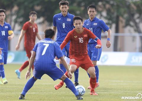 U22 Viet Nam vs U22 Thai Lan