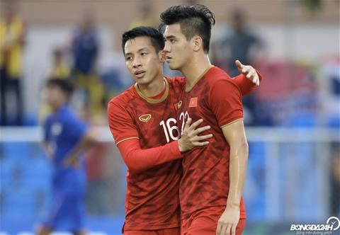 Kết quả U22 Việt Nam vs U22 Thái Lan SEA Games 30 chiều nay hình ảnh
