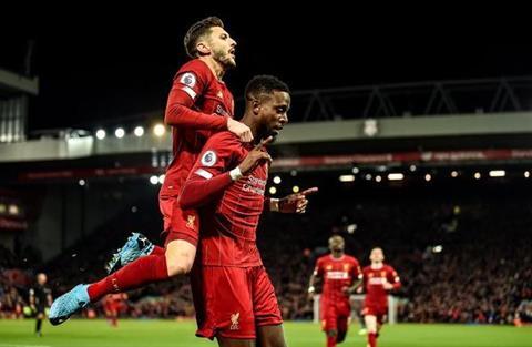 Liverpool vs Man City Kyle Walker buông súng! hình ảnh