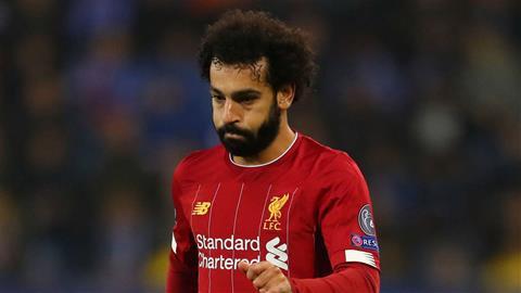Crouch cho rằng tiền đạo Salah không vui với trận thắng Everton hình ảnh