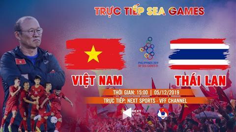 Link xem U22 Việt Nam vs U22 Thái Lan trực tiếp bóng đá VTV6