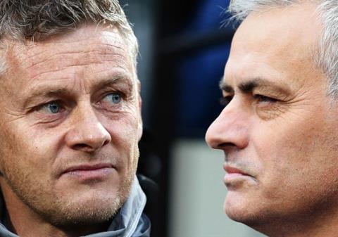 Jose Mourinho khen ngợi HLV Solskjaer hình ảnh
