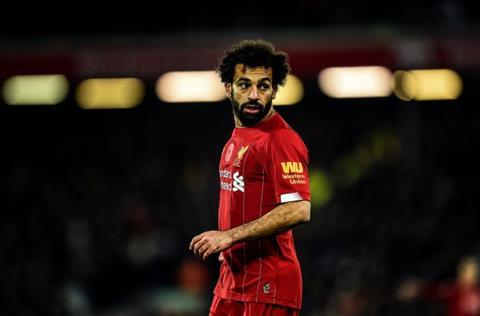 Lý do Mohamed Salah không ra sân trước Everton hình ảnh