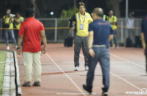 Akira Nishino U22 Thai Lan sea games 30