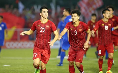 Lịch thi đấu bóng đá hôm nay 7122019 - LTD U22 Việt Nam hình ảnh