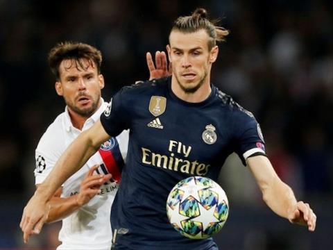 Gareth Bale dính chấn thương, có thể lỡ trận Siêu kinh điển hình ảnh