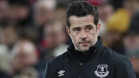 Everton chính thức sa thải HLV Marco Silva, David Moyes thay thế hình ảnh
