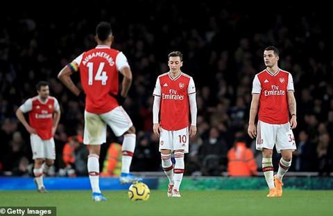 HLV Ljungberg của Arsenal vẫn tự tin vào top 4 Premier League hình ảnh