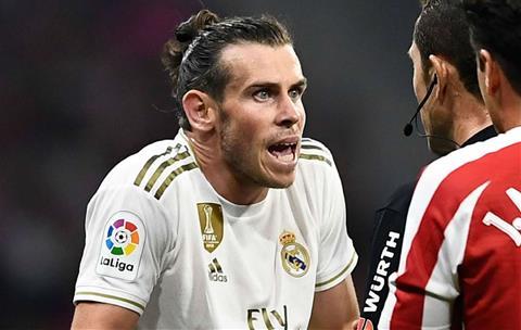 Gareth Bale không sung sướng gì ở Real Madrid, nhưng… hình ảnh