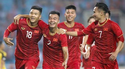Việt Nam vào bán kết SEA Games mấy lần U22 VN đá BK Seagame hình ảnh