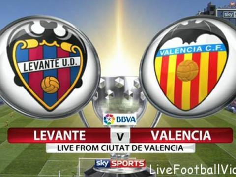 Levante vs Valencia 0h30 ngày 812 La Liga 201920 hình ảnh