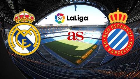 Real Madrid vs Espanyol 19h00 ngày 712 La Liga 201920 hình ảnh